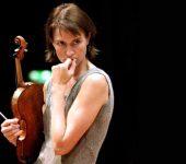 Viktoria Mullova, violin, with Philharmonia Orchestra (CMF 2014)