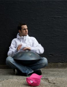 Manu Delago, hang & percussion, with Aurora Orchestra (2014)