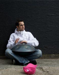 Manu Delago, hang & percussion, with Aurora Orchestra (2014)